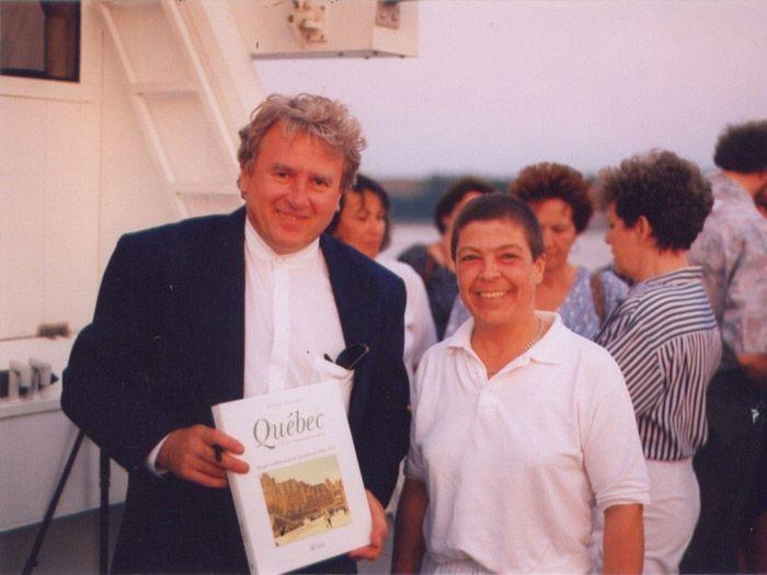 M. Michel Lessard - historien