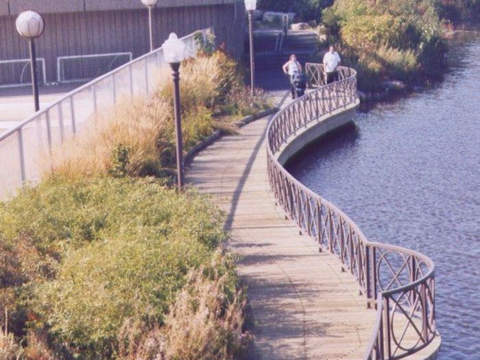 La Rivière Saint-Charles - Promenade