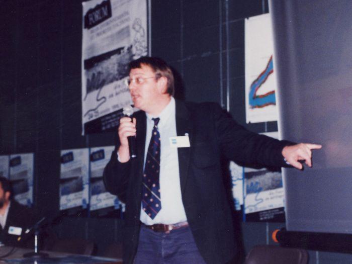 Forum : Éric Dewaily, directeur, du Centre de Santé de Québec
