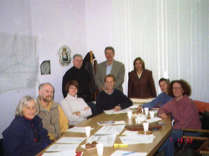 Membres de la table de concertation mise sur pied par ZIPQCH- 02