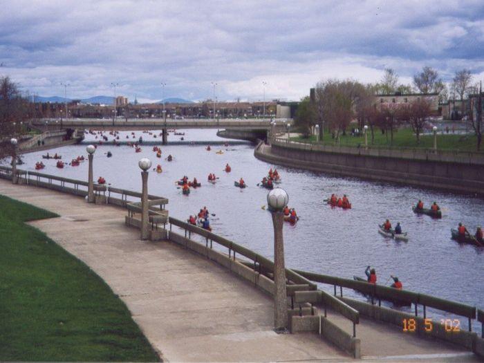 Descente de la rivière Saint-Charles - 03
